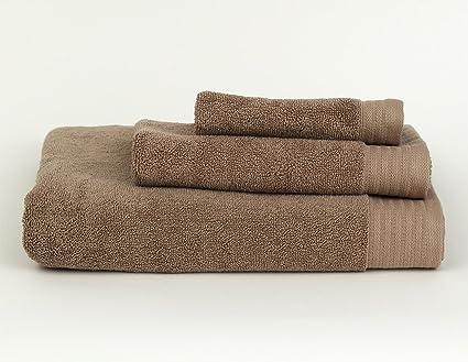 towelselections Gardenia colección toallas de lujo – 100% largo grapas algodón turco, hecho en