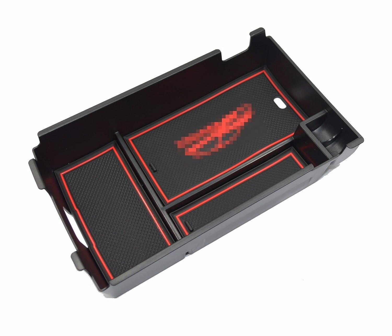 AutofitPro Center Console Armrest Storage Box Tray Container Organizer Insert for 2018 Chevrolet Equinox 4350412738