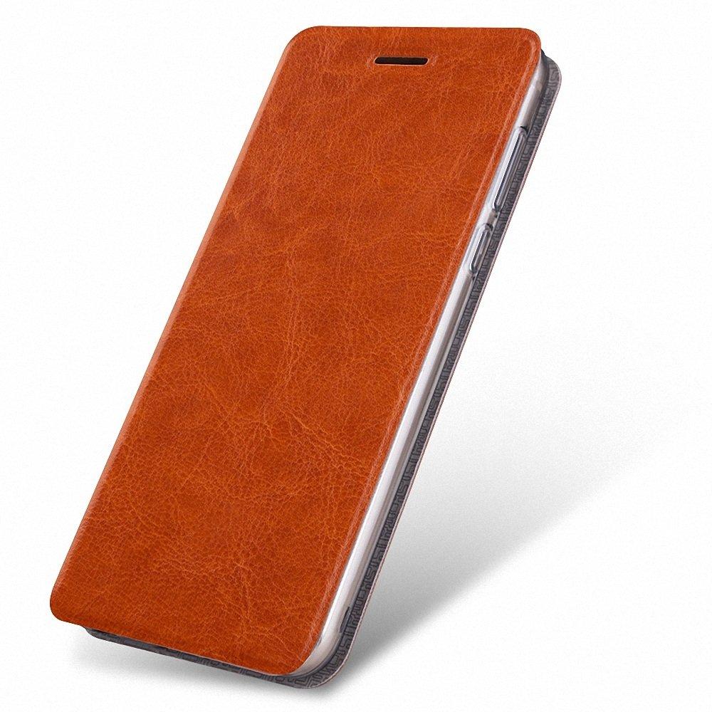 Caja interior de acero para Huawei Y6 2017 PU Funda de piel Funda protectora de alta calidad G-Hawk/® Protecci/ón de acero de tungsteno Protecci/ón ambiental TPU