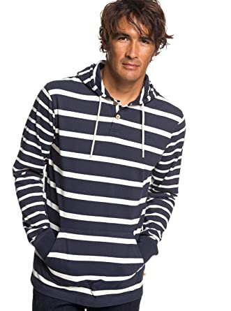 Quiksilver Sea Fight - Polo para Hombre - Azul - XX-Large: Amazon ...