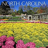 2019 North Carolina Wall Calendar