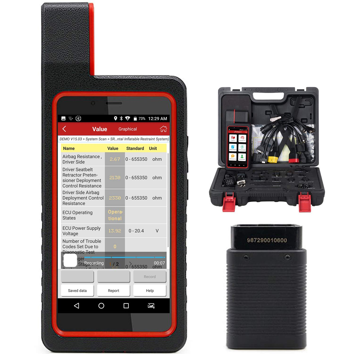 Bi Directional Scan Tool >> Launch None X431 Diagun Iv Bidirectional Control Scan Full System Diagnostic Tool With Wifi Bluetooth 5 Years Warranty Obd2 Scanner