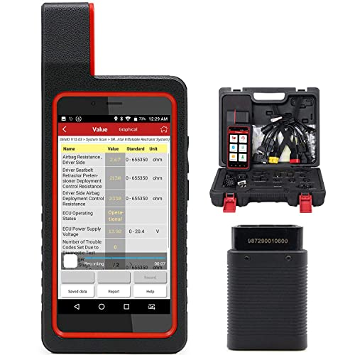 LAUNCH X431 DIAGUN IV Bidirectional Control Scan Tool Full System Diagnostic