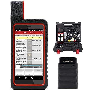 LAUNCH Lanzamiento X431 Diagun IV Bluetooth/Wifi Full sistema potente X-431 diagnotist herramienta, 2 años gratis actualización: Amazon.es: Coche y moto
