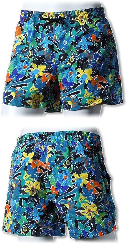 Hom Mens Playa Beach Swim Shorts