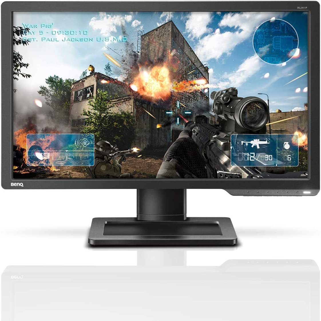 BenQ ZOWIE XL2411P 24 Inch 144Hz ultrawide monitor