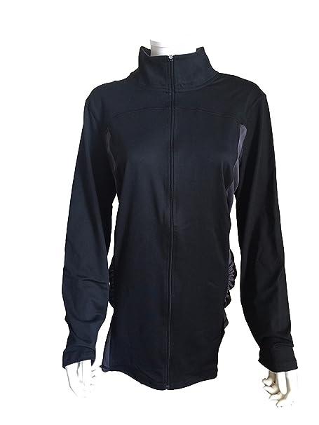 new styles 59b3a 01950 Champion C9 Duo Dry Women s Performance Jacket Ebony Indigo (X-Small)
