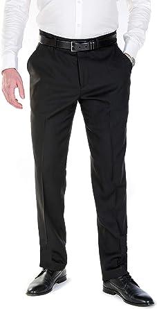 Hirschthal - Pantalones de chándal para Hombre, con Pliegue ...