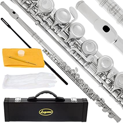 SELMER FLUTE  NEW PADS NEW  CASE COMPLETLY RECONDITIONED 1 YEAR GUARANTEE