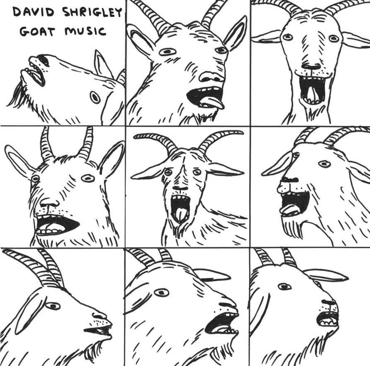 David Shrigley  Goat Music
