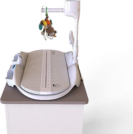 Cambiador Multifuncional | Sistema Anti Caída, Bascula Bebe y ...