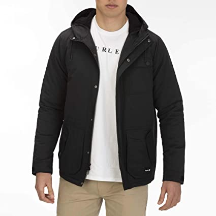 Hurley M Slammer Jacket - Chaquetas Hombre: Amazon.es ...