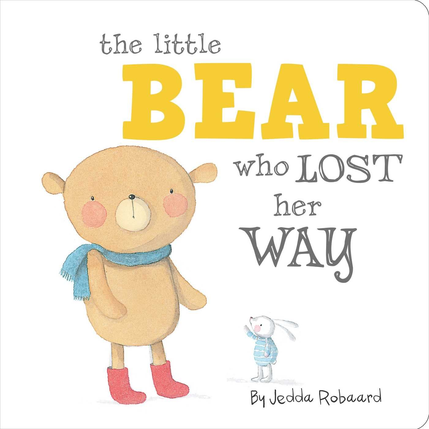 The Little Bear Who Lost Her Way ebook