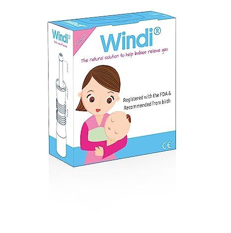 Rotho 20409 Windi - Remedio contra los gases