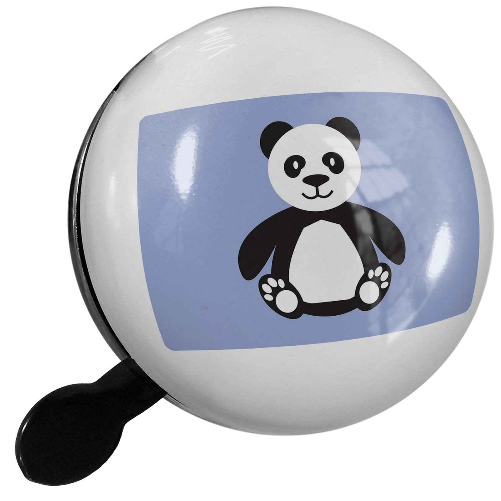 Small Bike Bell Cute Animals for Kids Panda Bear - NEONBLOND