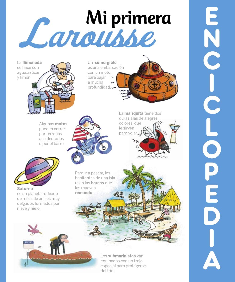 Mi primera Enciclopedia Larousse: 9788417273668: Amazon.com ...