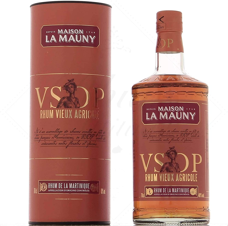 Ron La Mauny VSOP 40% 70 cl