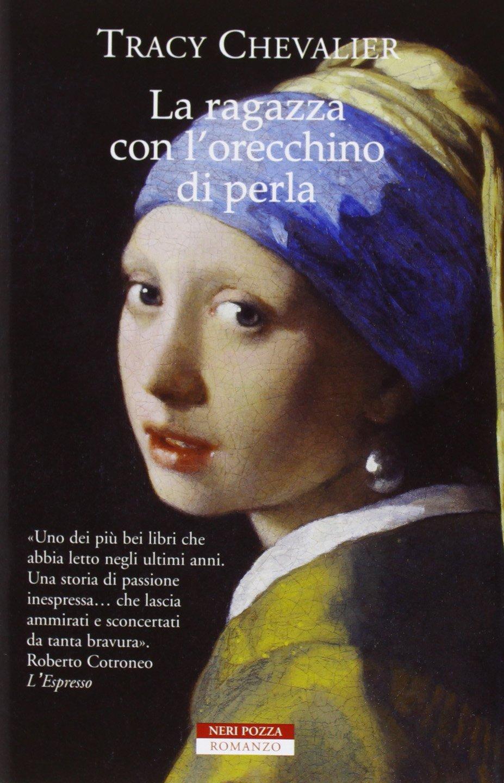 Risultati immagini per la ragazza con l'orecchino di perla libro