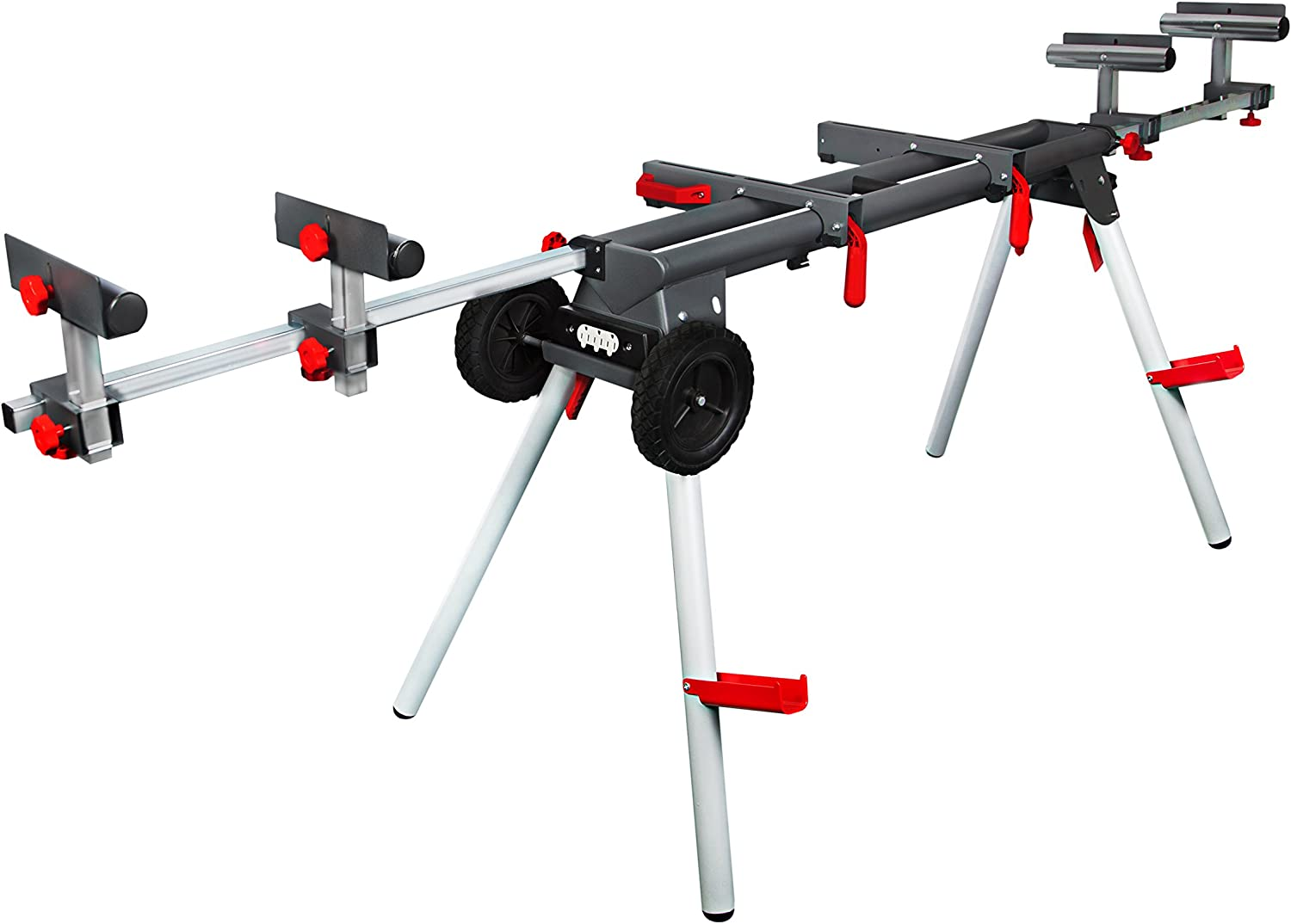 Protocol Equipment Contractor Miter Saw Workstation