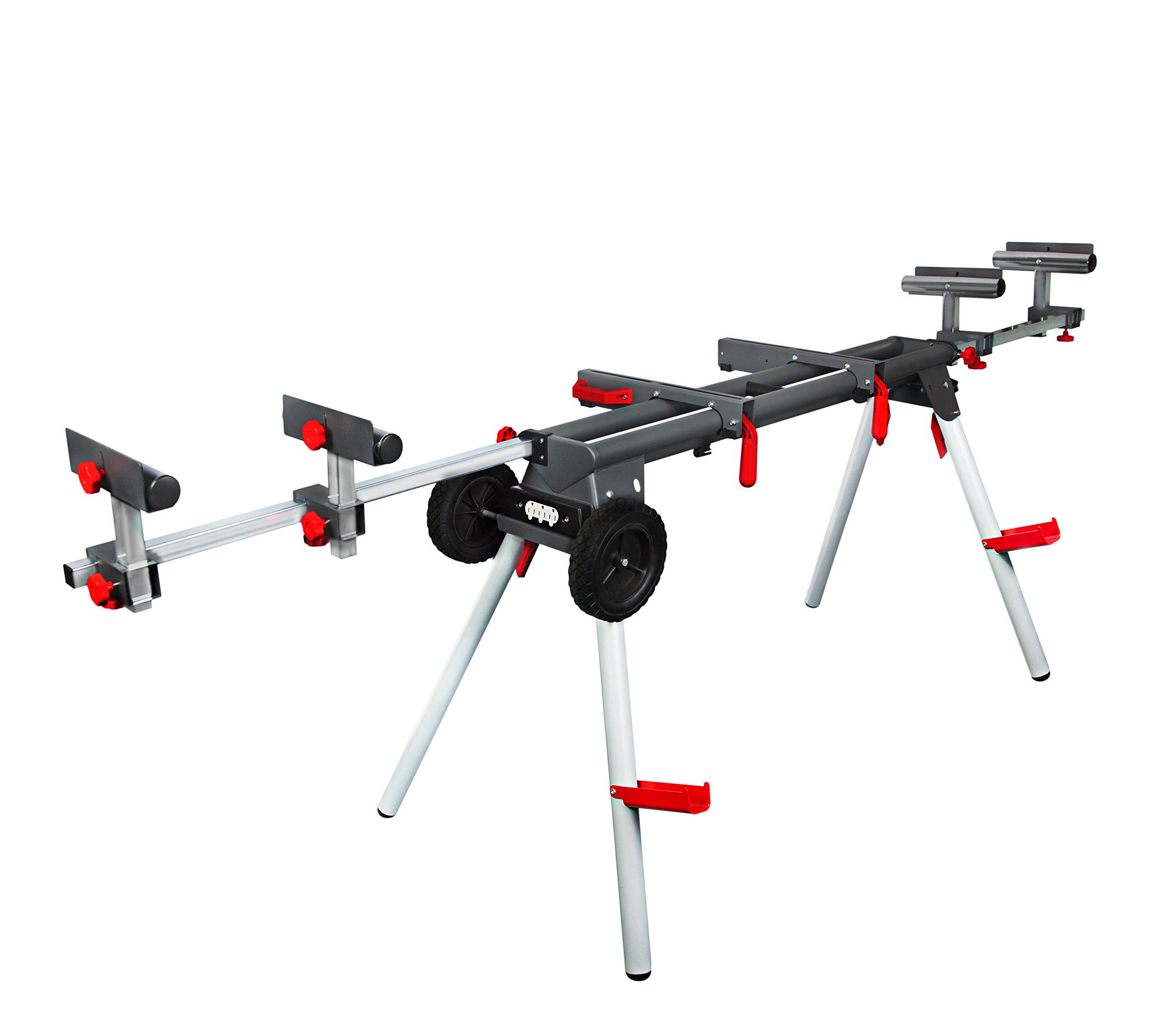 PROTOCOL Equipment WS-124 Professional Miter Saw Workstation