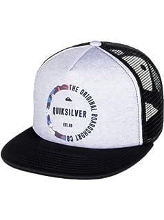 a3885366476d9 Quiksilver Visionairre - Casquette Trucker - Garcon 2-7 - One Size ...