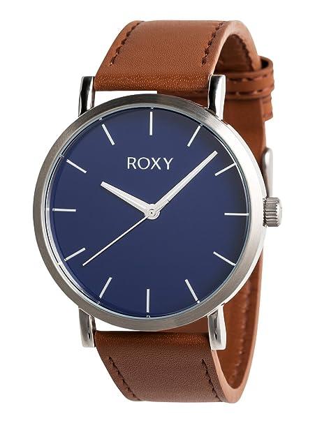 Roxy - Reloj Analógico - Mujer - ONE SIZE - Azul: Amazon.es: Ropa y accesorios