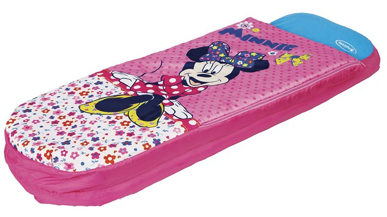 Lit gonflable junior ReadyBed Disney Minnie - Dim : 150 x 62 x 20cm -PEGANE-
