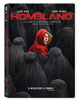 Amazon.com: Homeland Temporada 4 Español Latino: Movies & TV