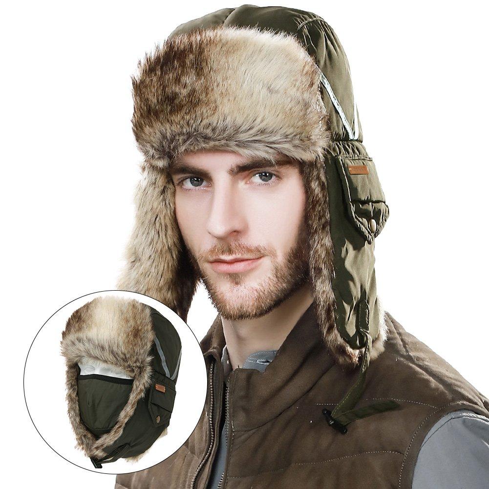 siggi Cappello Aviatore Uomo