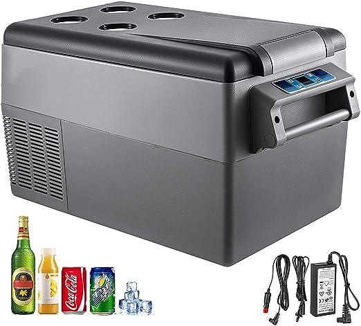 35L compresor portátil pequeño refrigerador del Coche Refrigerador ...