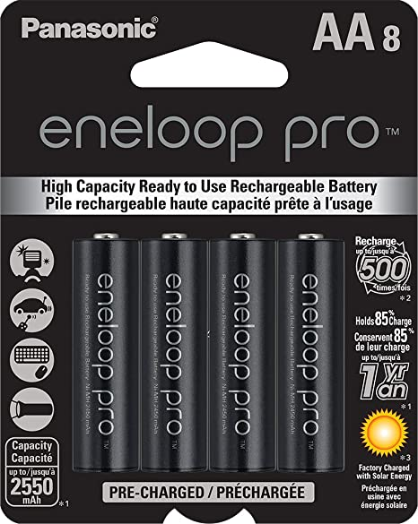 The 8 best rechargeable batteries for camera flash