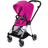 Cybex Mios 2 Complete Stroller, One-Hand Compact Fold, Reversible Seat, Smooth Ride All-Wheel Suspension, Extra Storage…