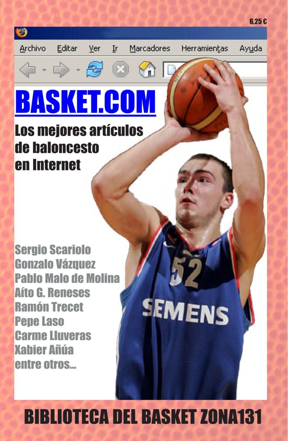 Basket.Com: Amazon.es: Sergio Scariolo: Libros