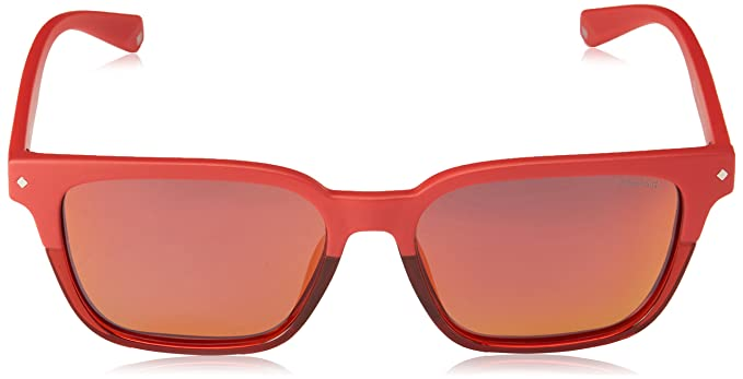 POLAROID SUNGLASSES PLD 6044 F S C9A OZ RED LUNETTE DE ...