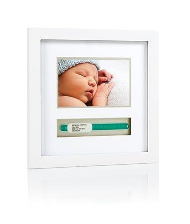 Amazon.com : Pearhead Baby Hospital ID Bracelet and Photo Keepsake ...