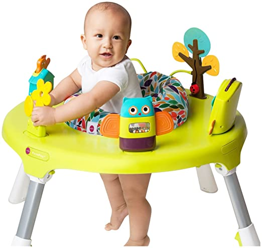 5841dcdbc The 6 Best Baby Exersaucers for 2018