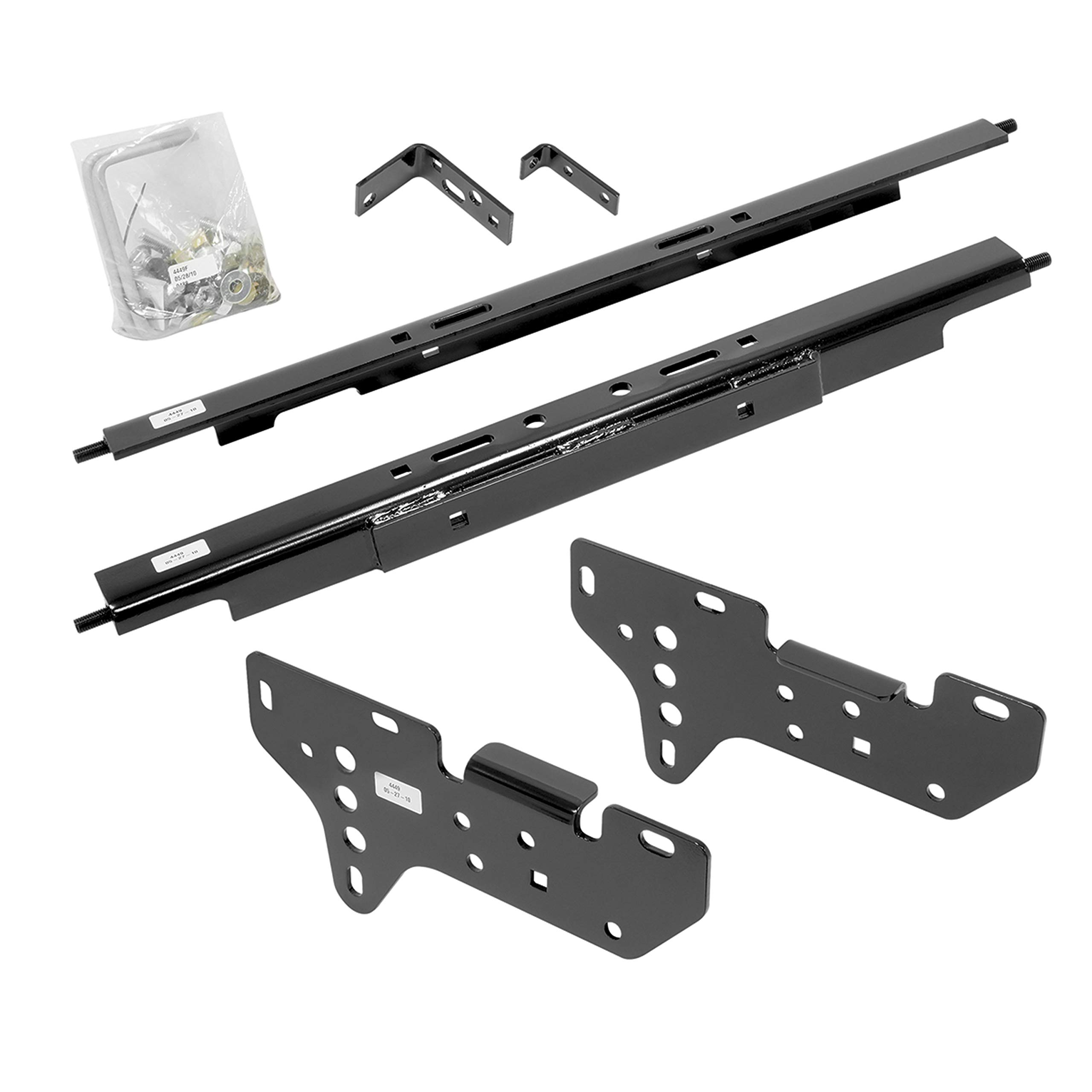 Draw-Tite 4449 Gooseneck Rail Kit for Ford by Draw-Tite