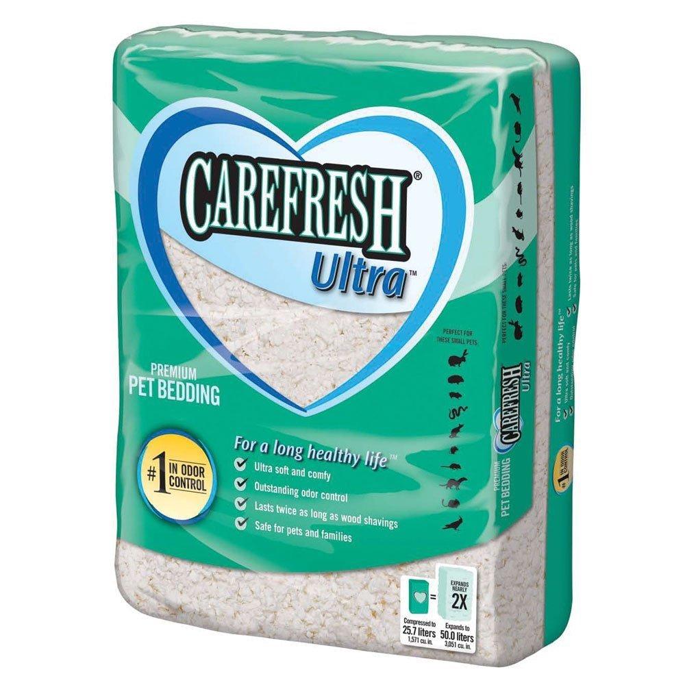 CareFRESH® Ultra™ Soft Bedding 50L Bag, 9.5 Lbs.