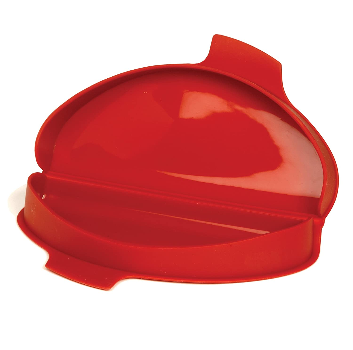 Norpro Silicone Omlette Pan, Red 930