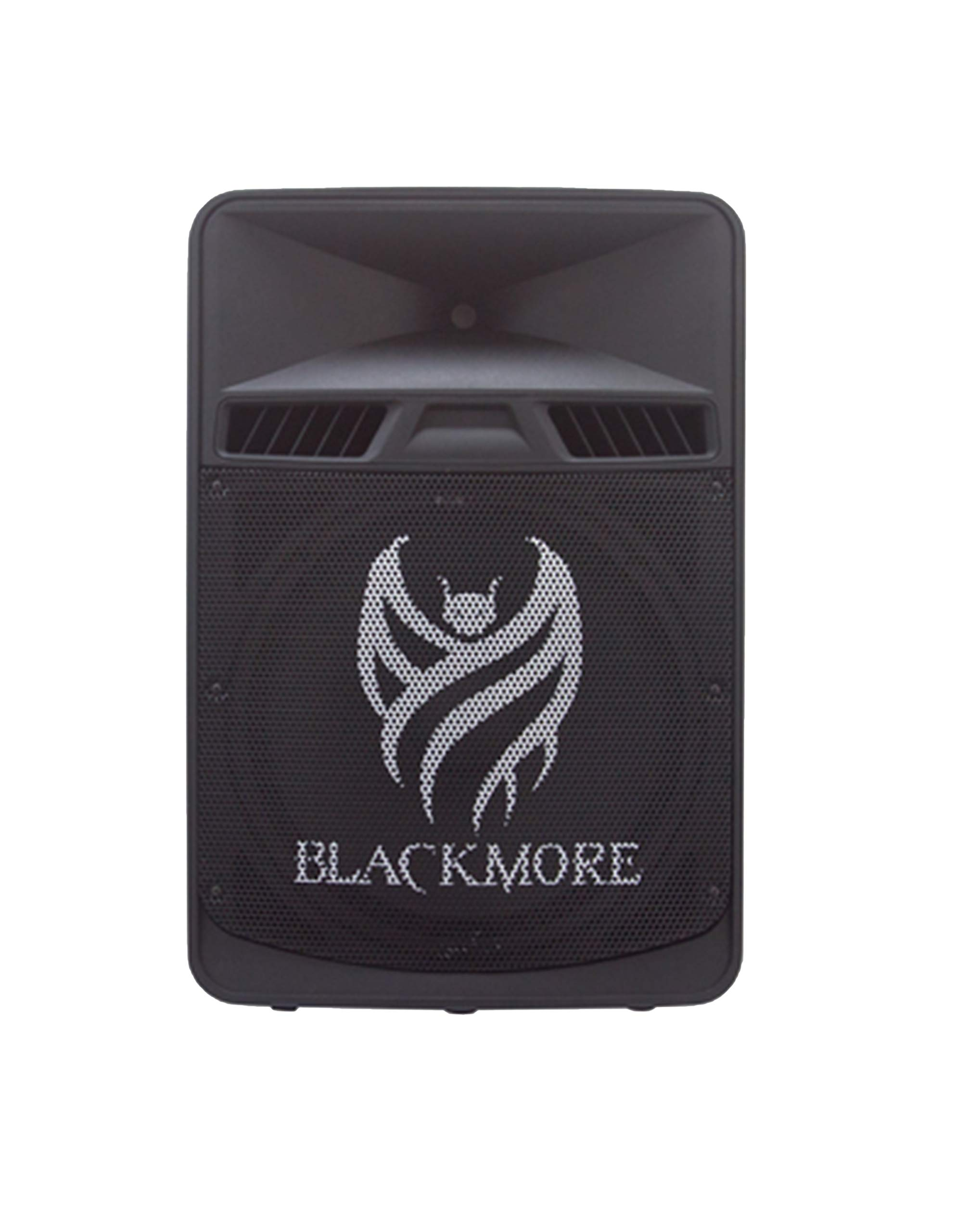 Blackmore BJS-180BT DJ Powered Amplified PA 18'' Speaker/Bluetooth/MP3/USB/SD/Microphone/Remote Control by Blackmore