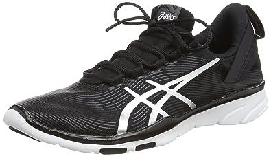 huge discount 68c7a 482c4 Asics Gel-fit Sana 2, Chaussures de Running Entrainement Femme - Noir (black