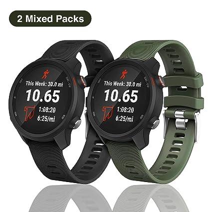 Amazon.com: APPHOME - Correa para reloj inteligente ...