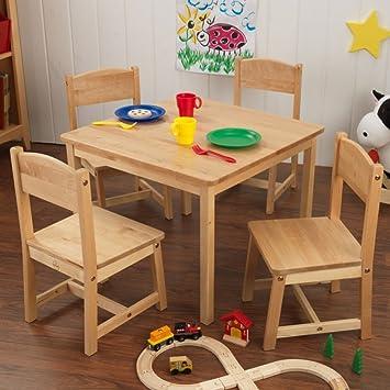 KidKraft Farmhouse Table U0026 Chair Set