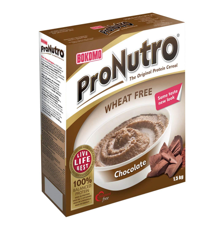 Bokomo ProNutro - Chocolate Cereal (Kosher) 500g