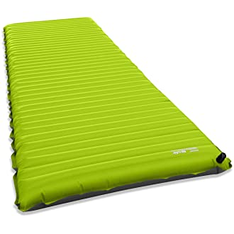 This best sleeping pad image shows the Therm-a-Rest NeoAir Trekker Mattress.