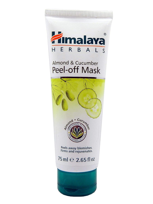 Himalaya Amande et Concombre Peel Off Masque, 75ml 2014A