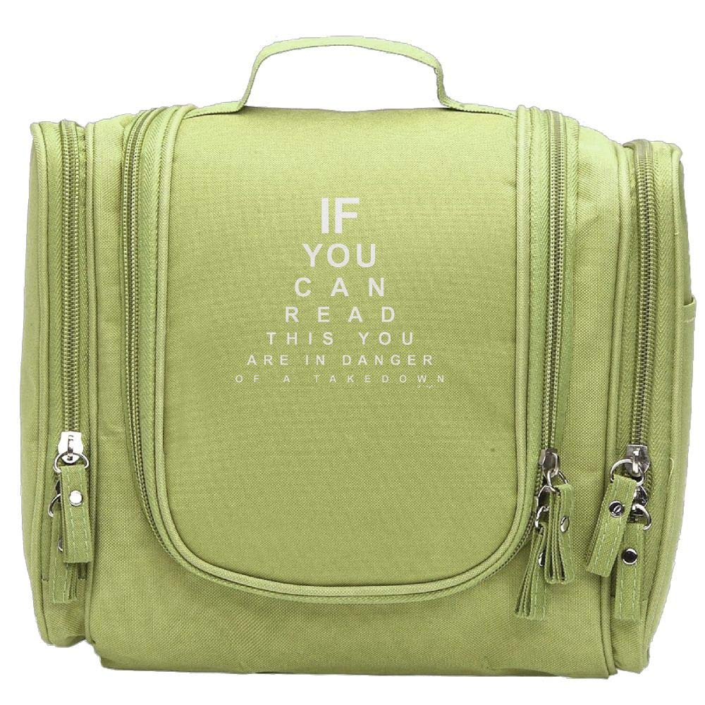 Vacation-365 Wrestling Sports Makeup Bag For Fashion Women