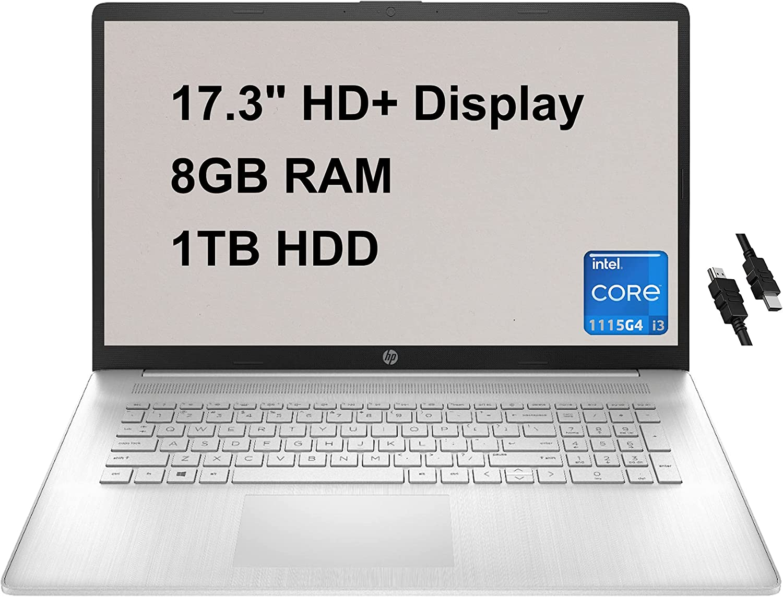 Flagship 2021 HP 17 Business Laptop Computer 17.3