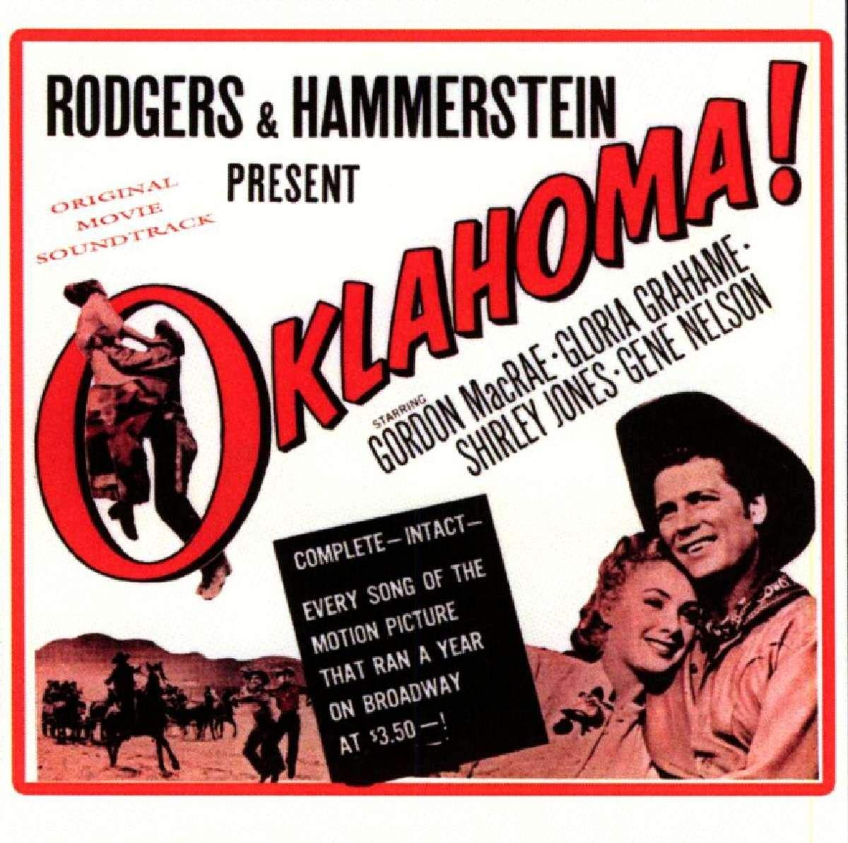 Limited time trial price Wholesale Oklahoma Soundtrack