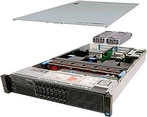 Dell PowerEdge R720 Server | 2X E5-2690 16 Cores | 192GB | H710 | 4X Trays (Renewed)